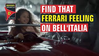 Ferrari World Abu Dhabi | Find That Ferrari Feeling | Bell'Italia
