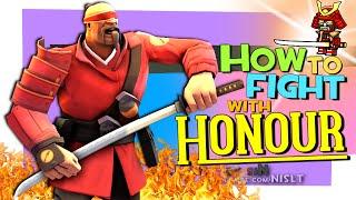 TF2: How to fight with Honour [Epic WIN/Half-Zatoichi]