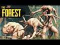 A DANCE WITH MUTANTS! The Forest Hard Survival S3 Episode 35