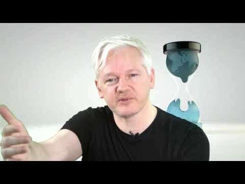 Julian Assange speaks about AI controlled Facebook propaganda