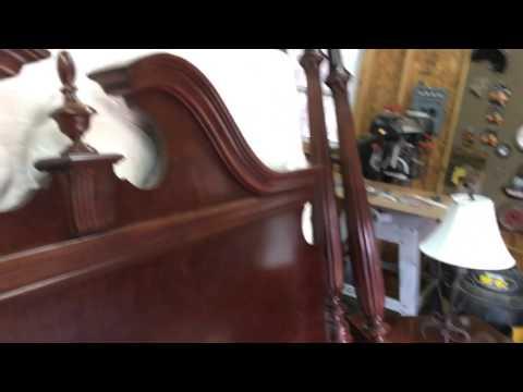 KING BEDROOM SET Furniture Sale - Clarkesville, GA - Estate, Moving Garage Sale