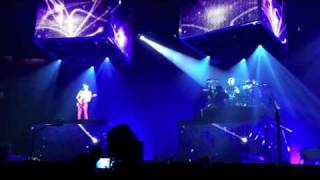 Muse  - Santa Ana Star Center - Rio Rancho, New Mexico, 10/1/10