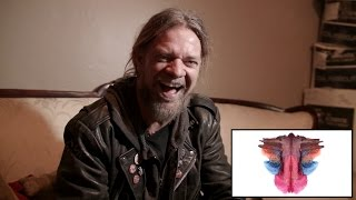 Rockblot #017: Rorschach Inkblot Test with Corrosion Of Conformity vocalist/guitarist Pepper Keenan