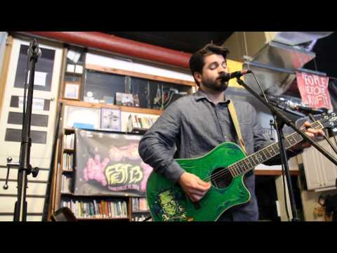 Bobby Barnett - Raining In Baltimore (Counting Crows cover)