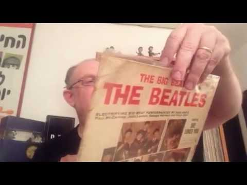 Beatles Albums From Russia, Singapore & South Africa VC