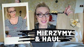 Haul & MIERZYMY  Levi's, Zara, Guess
