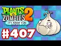 Plants vs. Zombies 2: It's About Time - Gameplay Walkthrough Part 407 - Garlic! (iOS)