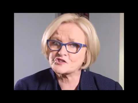 Hag Missouri Senator Claire McCaskill makes extremely lame attempt at humor (Limbaugh comments)