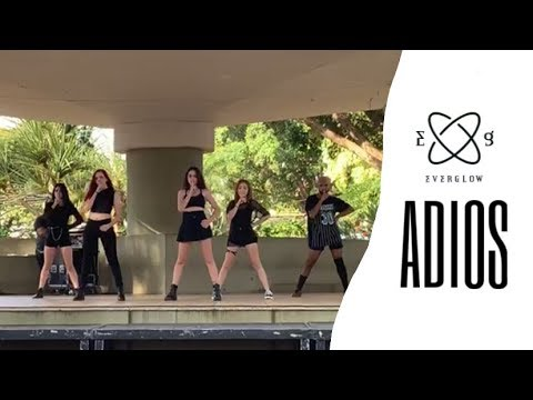 [K-FEST] BLACKDASH - INTRO + EVERGLOW (에버글로우) - ADIOS DANCE COVER