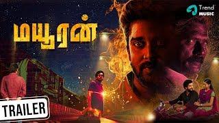 Mayuran Tamil Movie | Official Trailer | Vela Ramamurthy | Nandan Subbrayan | Trend Music