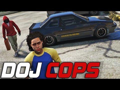 Dept. of Justice Cops #143 - Pyromaniacs Screw Up (Criminal)