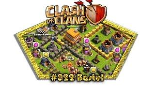 Let's play Clash Of Clans #022 - Bastel [Deutsch / German][LP iOS IPhone]