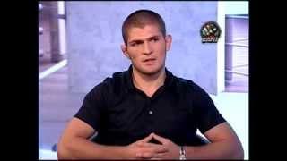 ММА.Хабиб Нурмагомедов.Сгонка веса