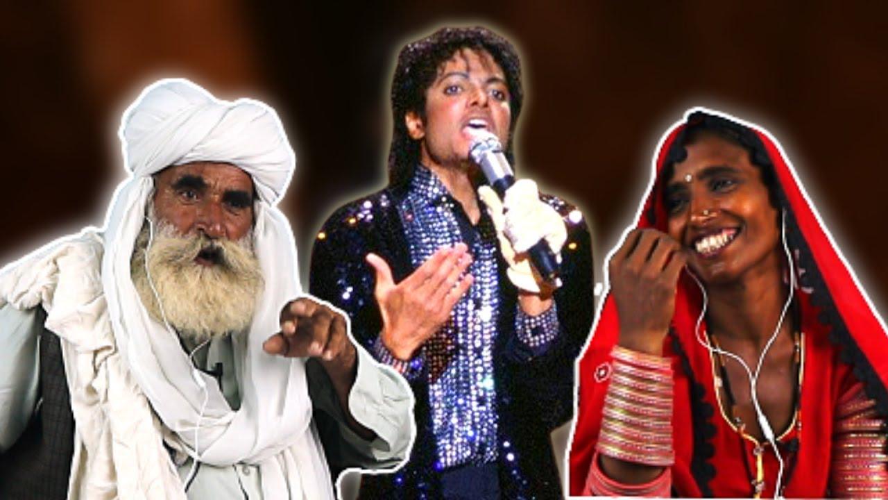Download Tribal People React to Michael Jackson Billie Jean Motown 25 Performance