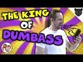 FUNNY JOKE OF THE DAY | The King of Dumbass