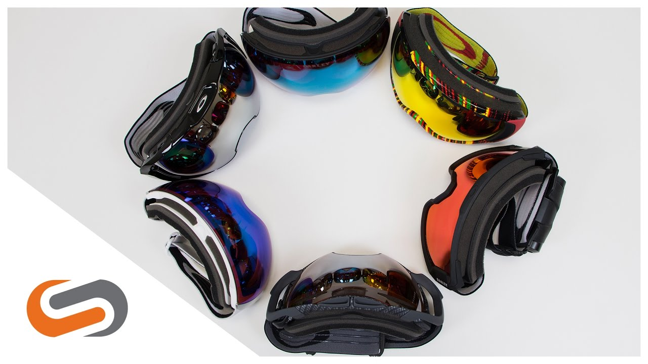 1e3ab7c400 Best Oakley Goggles 2017