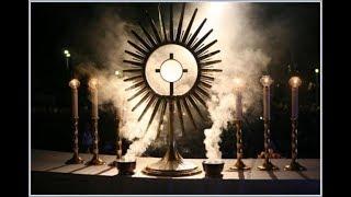 Trinity Madness: Eucharistic Adoration