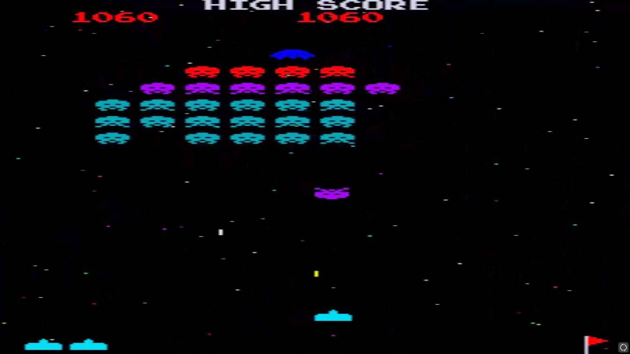 arcade hack galaxian galvaders space invaders sprites by t