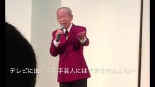 昭和こいる師匠の秘宝ピン芸(2016.7.2)