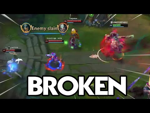 IS SION BALANCED? | Thebausffs