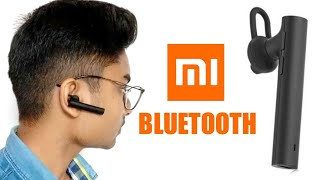 Xiaomi Bluetooth Headset Unboxing & Review in Hindi | Buy Mi LYEJ02LM Bluetooth in India