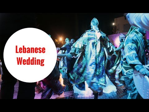 Wedding in Lebanon (travel video)