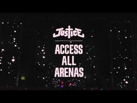 Justice  Waters of Nazareth Access All Arenas  Version