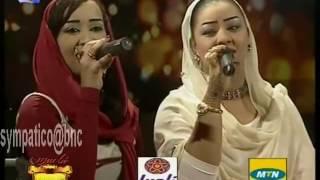 طه سليمان Taha Suliman & افراح عصام & رماز ميرغني  - لابسة الشريط - اغاني و اغاني 2011