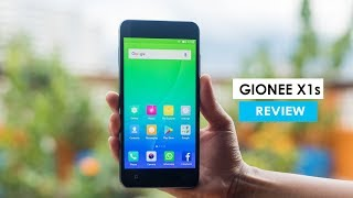Gionee X1s Review