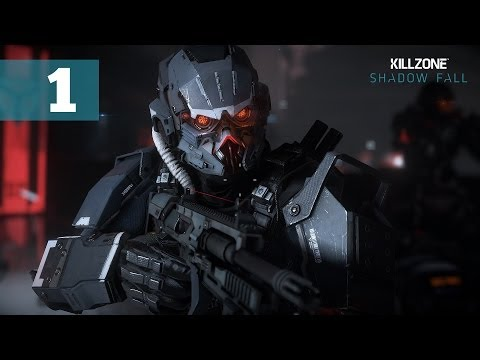 killzone shadow fall walkthrough 1080p vs 720p