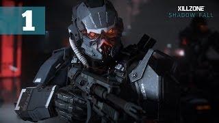 Прохождение Killzone: Shadow Fall (В плену сумрака) — Часть 1: Отец