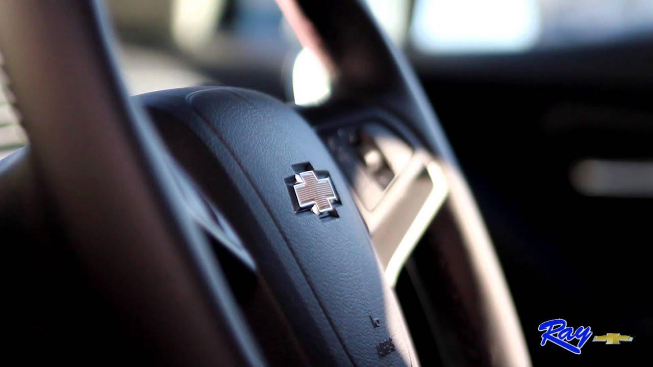2015 Chevy Trax Ray Chevrolet