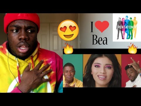 [OFFICIAL VIDEO] Attention - Pentatonix REACTION!!!
