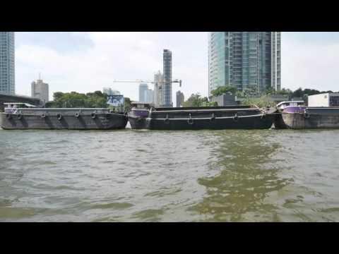River Barges, Bangkok