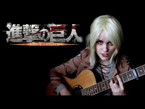 Attack on Titan - Guren no Yumiya (Gingertail Cover)