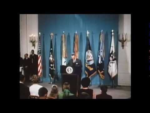 The President: March 1968. MP894.