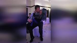 17 ноября 2017 г Свадьба Юрия и Галины. Ведущая Наталья Василевская