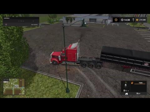 Westbridge Hills. No Animals Farming simulator 17 PS4