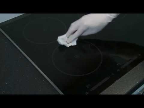 Comment nettoyer la table de cuisson   YouTube