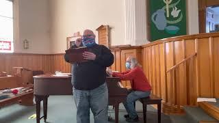Ash Wednesday Service- 2/17/21