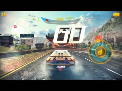 This is how awesome knockdowns in Asphalt 8 can look like