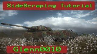 World of Tanks Survival Guide: Side Scraping Tutorial - Glenn0010