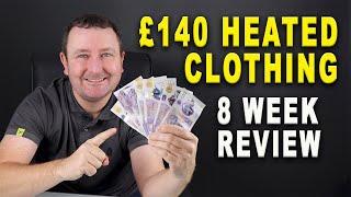 HEATED CLOTHING Blaze Wear 8 Week Review