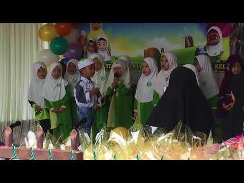 Persembahan Nasyid Aduh-Aduh Sayang Oleh Pelajar PASTI