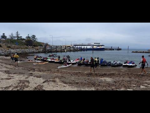 KI Crossing 2015 Jet Ski Adelaide