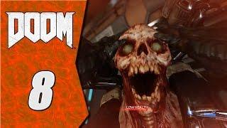 Lets Play Doom 2016 Part 8 Rockets