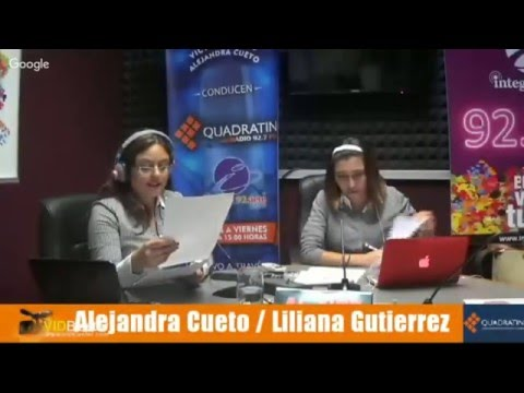 Quadratin Radio 6 Enero 2016