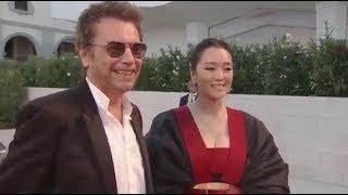 Jean-Michel Jarre and Gong Li - Venice Film Festival - 04/09/2019 - Red Carpet