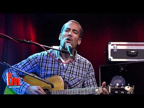 Ben Harper - Don't give up on me now - Le Live
