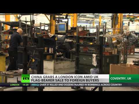 China Buyout  Beijing firms snap up European industries